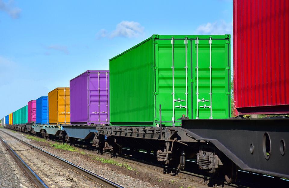 Intermodal Rail Logistics